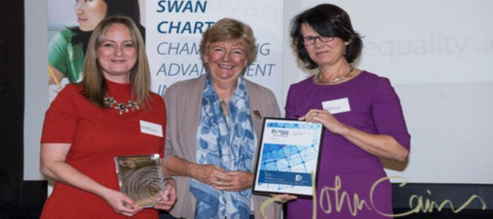 Athena SWAN Institutional Silver Award Ceremony