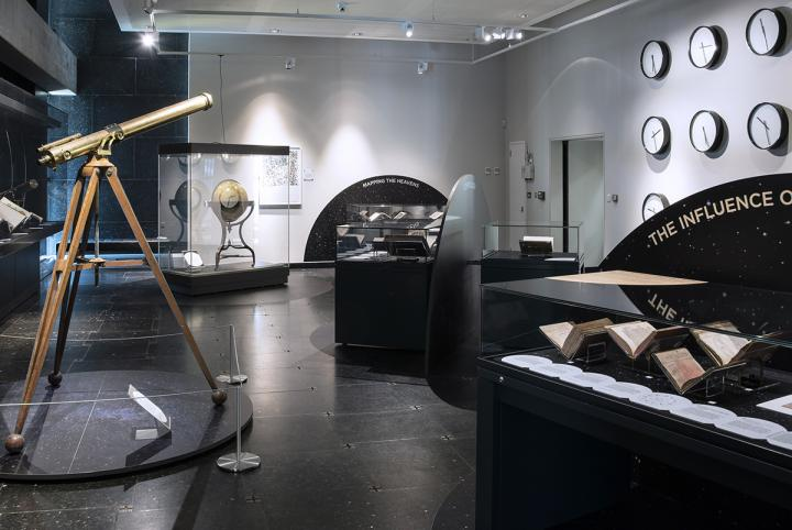 Astronomy Victorious exhibition University Research Collections August 2018