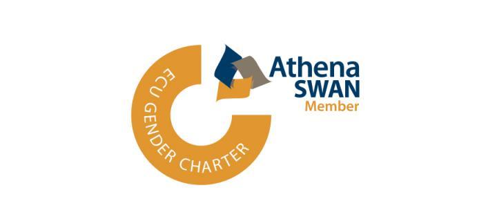 Athena SWAN charter member logo