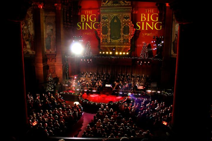 BBC Image of The Big Sing