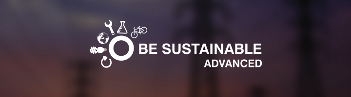 Be Sustainable Advanced banner