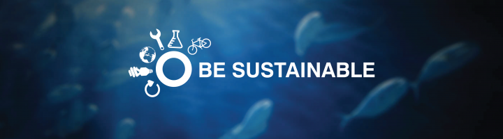 Be Sustainable banner