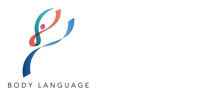 Logo for Body Language exhibition