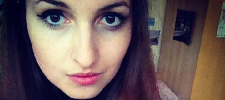 Chiara Herzog, student blogger