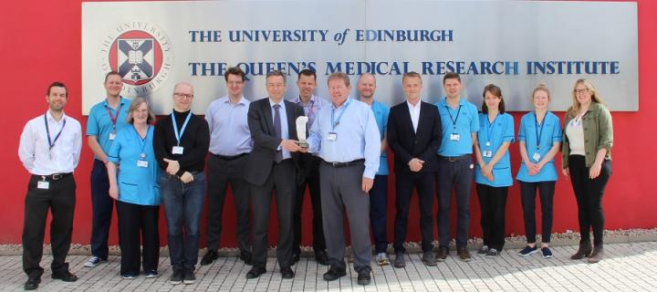 The BMJ Imaging Team of the Year 2017