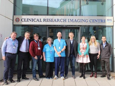 Scot-Heart Imaging team