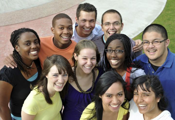 Minority Ethnic Young People