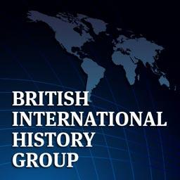 British International History Group logo