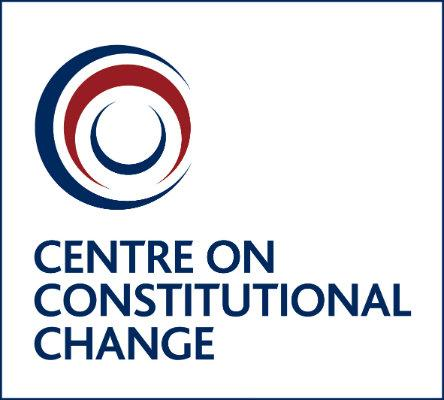 Centre on Constitutional Change logo