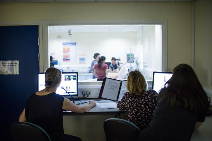 Staff with the Centre for Medical Education