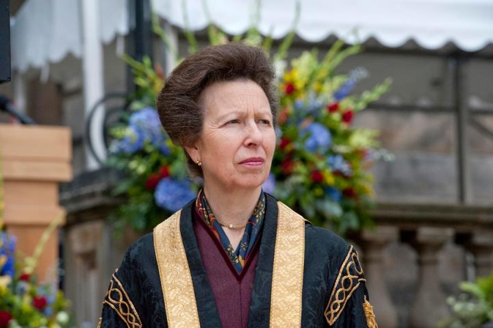 HRH The Princess Royal, Chancellor of the University