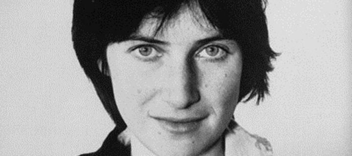 Headshot of Chantal Akerman