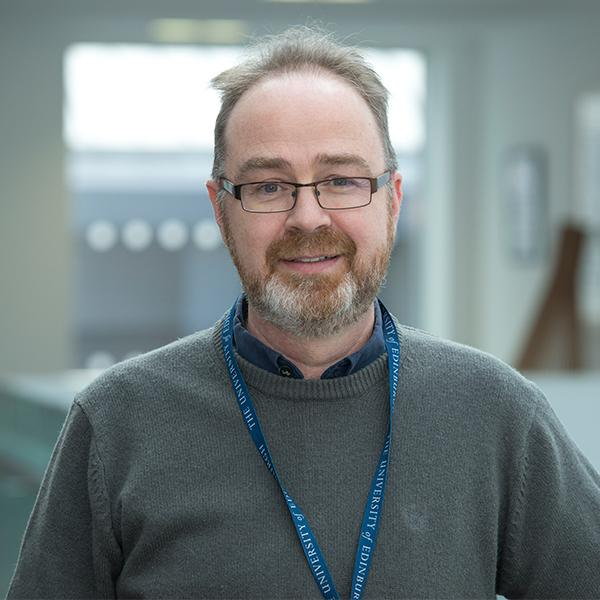Professor Chris Ponting - Section Head: Biomedical Genomics, Chair of Medical Bioinformatics
