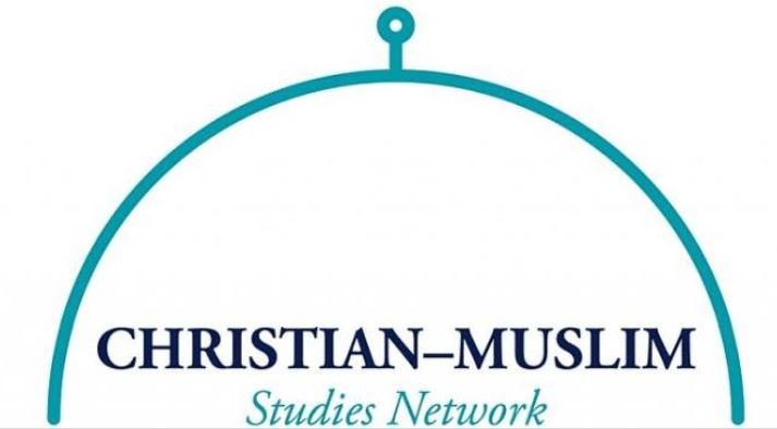 Dome shaped logo of Christian Muslim Studies Network