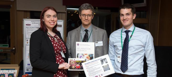 Image of Dockrell lab at Scottish Parliament