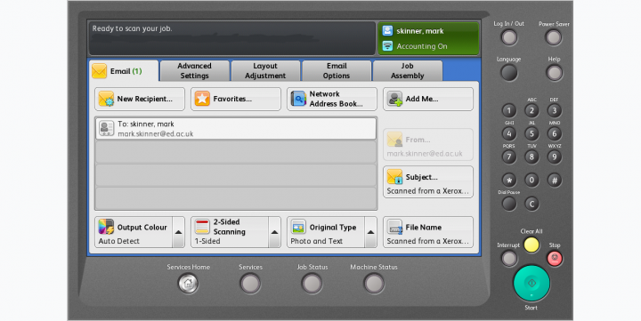 how to scan to email - Ataum berglauf-verband com