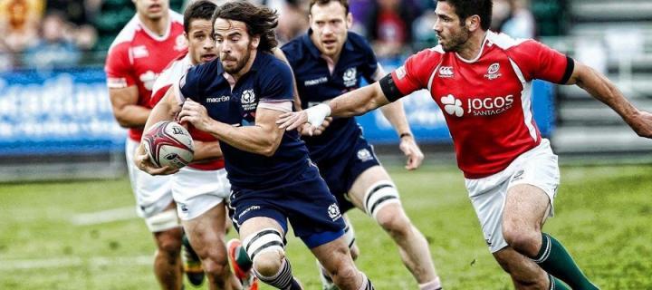 Colin Gregor rugby sevens