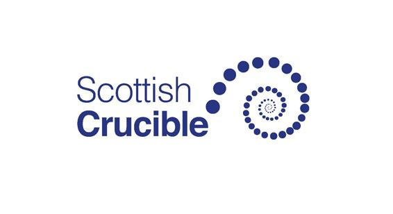 The official logo for Scottish Crucible