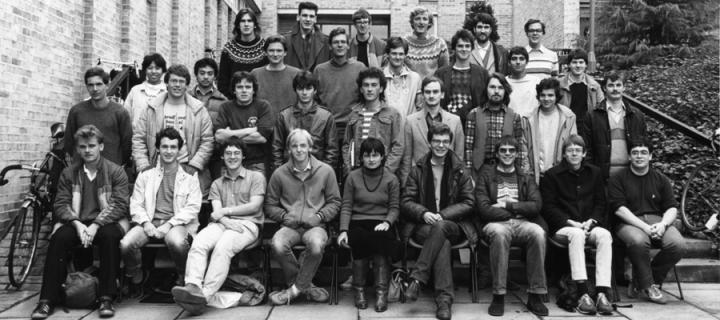 Class of 1985 Computer Science and Electronics