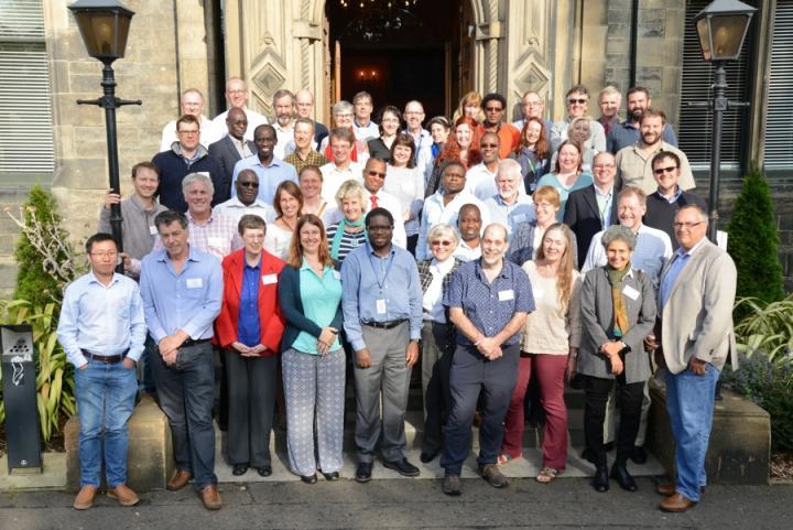 CTLGH meeting 2017 in Edinburgh