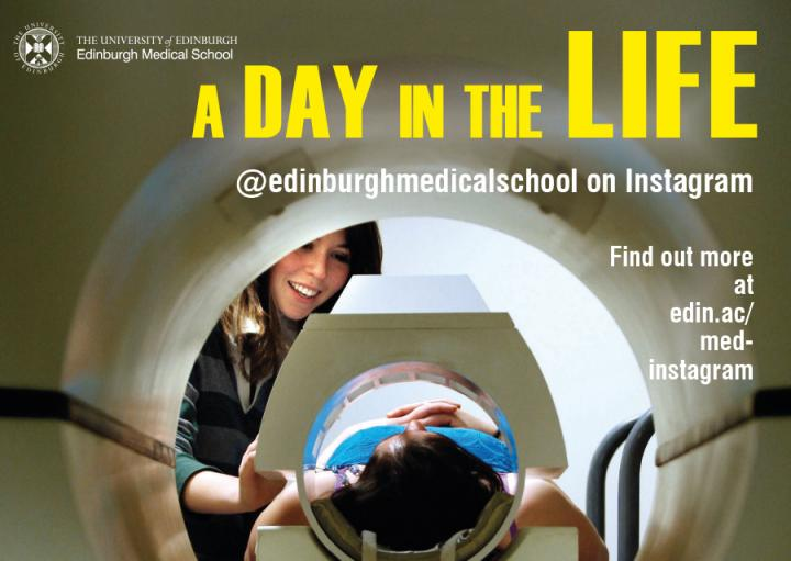 A day in the life: Edinburgh Medical School | The University