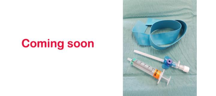 syringe and cannula