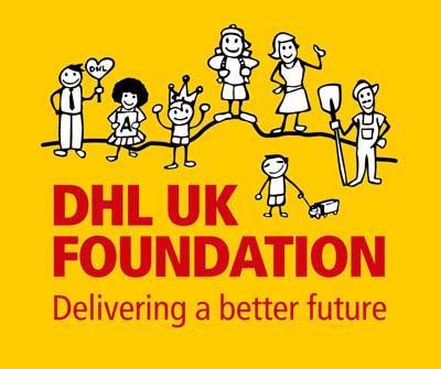 DHL UK Foundation Logo