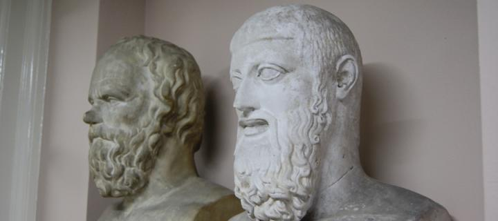 Classical busts