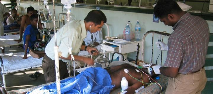 patients receiving treatment