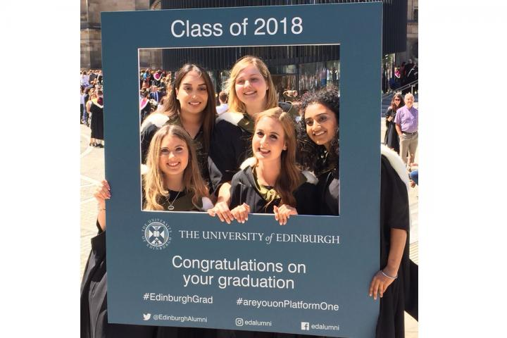 BSc (Hons) Oral Health Sciences class of 2017