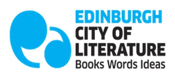 Edinburgh City of Literature logo