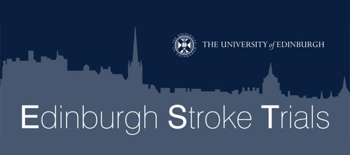 Edinburgh Stroke Trials header