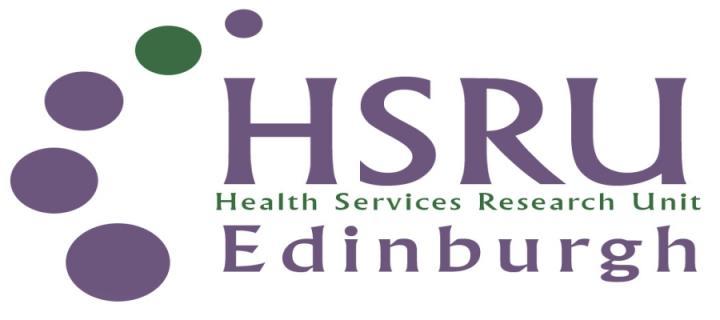 HSRU logo