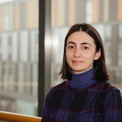 Dr Adriana Tavares, Senior Research Fellow in PET imaging, University of Edinburgh. Image taken by Kallum Corke.