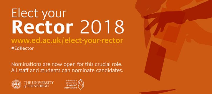 Elect your rector