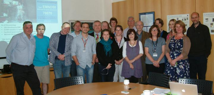 Principal Investigators of the Euan MacDonald Centre