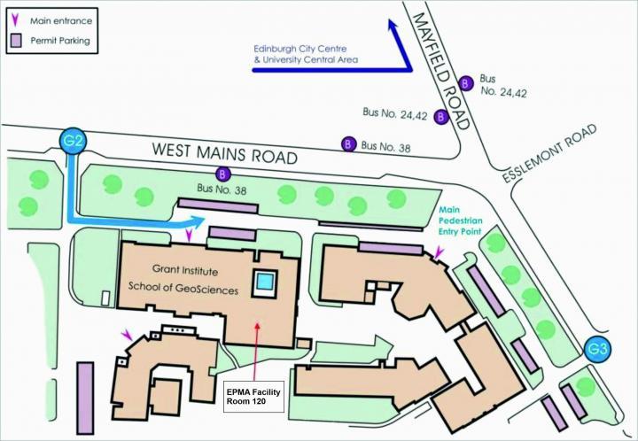EPMA Location