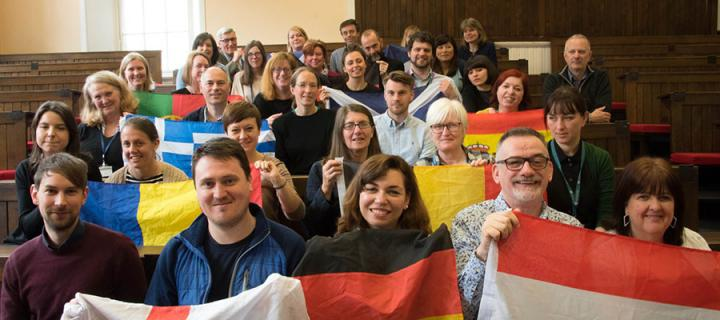 COL Staff support for Europe Day 2017