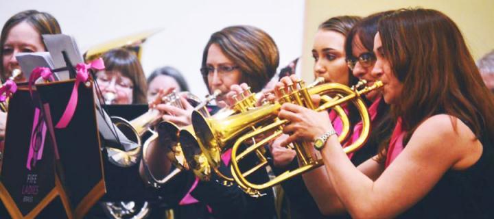 Fife Ladies' Brass Band