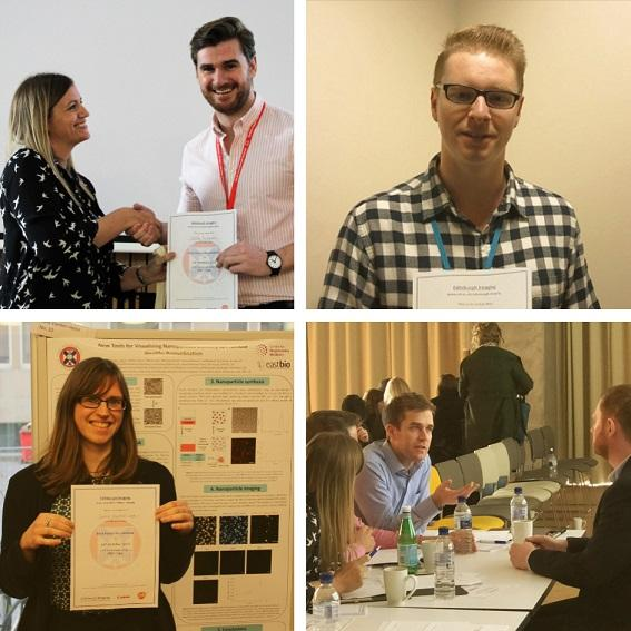 EI PhD Expo 2018 - winners & judges