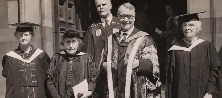 Flora Philip graduation