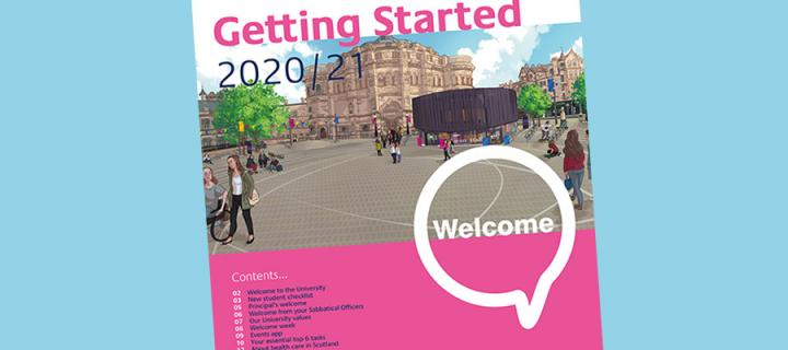 Getting Started Guide 2020 cover