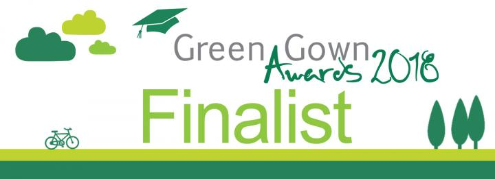 Green Gown Awards 2018 finalist