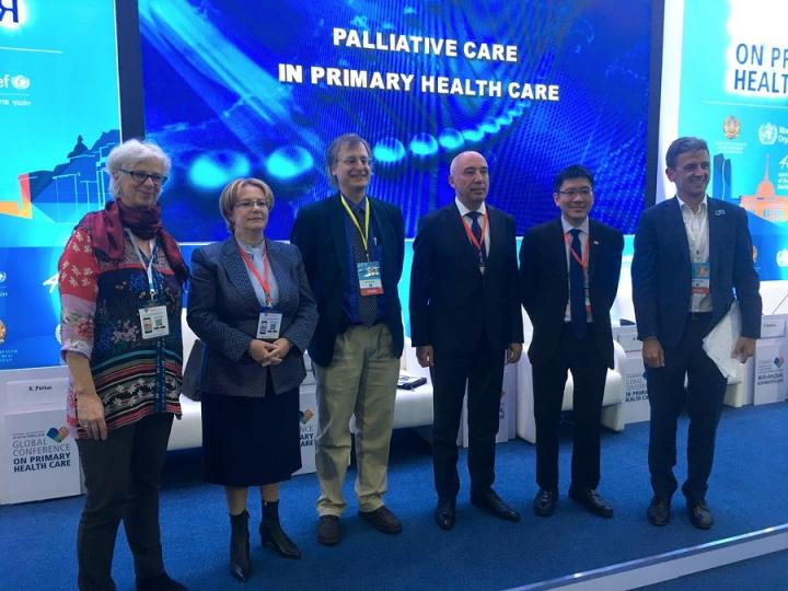 Global Conference on Primary Health Care 2018 - Pallitaive Care team