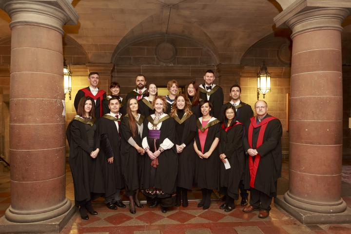 Clinical Education Graduates 2018