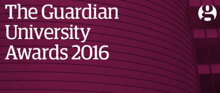 Guardian Uni Awards 2016