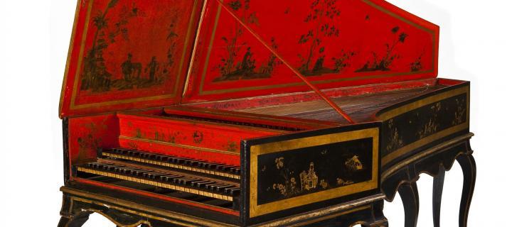 St Cecilia's Hall Harpsichord