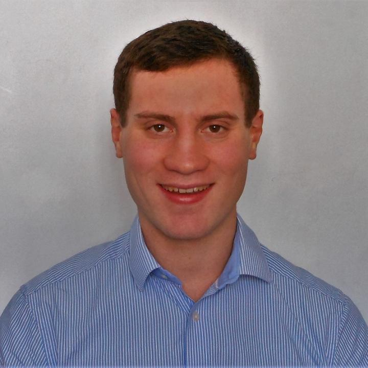 Profile picture of Harry Newmark, Honours student