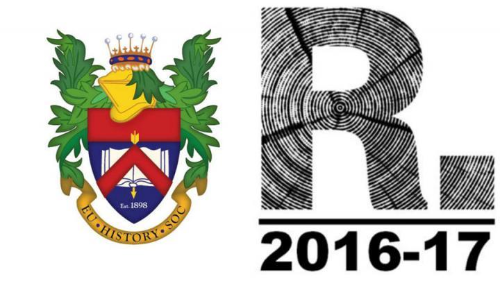 History Society and Retrospect Journal logos