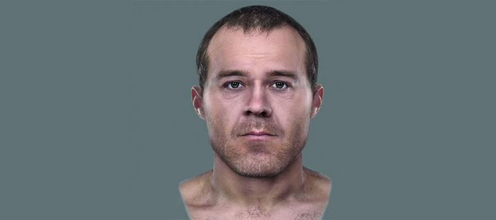 Face of John Howison
